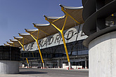 Terminal Building, Barajas Airport, Madrid, 1997-2005 - 11217-160-1