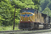 Train, Northfolk, West Virginia - 11475-150-1