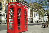 Telephone Boxes, Cavendish Square, London - 11529-240-1