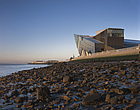 The Deep, Hull, on the River Humber - visitor attraction and study centre for marine life - 10430-70-1