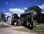 Serpentine Gallery Pavilion 2001, Eighteen Turns, Kensington Gardens, London - 10213-20-1