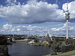 Munich, Olympic Park and TV Tower - Germany - 36406-20-1