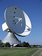 Satellite dish, Raisting, Germany - 38558-20-1
