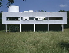 Villa Savoye, Poissy, France, 1929 - 7402-170-1