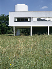 Villa Savoye, Poissy, France, 1929 - 7402-180-1