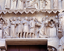 Reims Cathedral - Marne, France - 37055-30-1