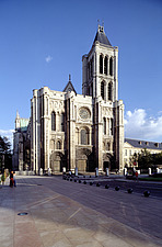 Paris, Saint-Denis Cathedral - France - 37065-20-1