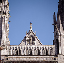 Chartres,Cathedral - France - 37388-100-1