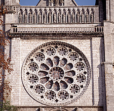 Chartres,Cathedral - France - 37388-110-1