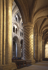 Durham Cathedral, England - 9284-50-1