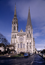 Chartres Cathedral - 9290-6090-1