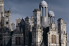 Chateau Chambord, Loire Valley, France - 9290-810-1