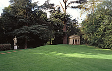 Rousham Park, Oxfordshire - Temple - Oxfordshire, UK - 37512-20-1