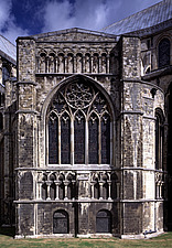 Canterbury Cathedral - St Anselms Chapel - Kent, UK - 37518-130-1