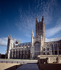 Canterbury Cathedral - Kent, UK - 37518-20-1