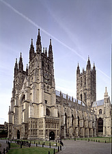 Canterbury Cathedral - Kent, UK - 37518-40-1