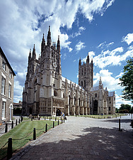 Canterbury Cathedral - Kent, UK - 37518-50-1