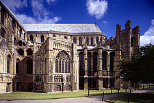 Canterbury Cathedral, Kent, England, UK - 37518-70-1
