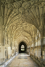 Gloucester Cathedral - England, UK - 37573-30-1