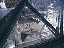 Pyramid, Louvre, Paris, 1989 - 10073-470-1