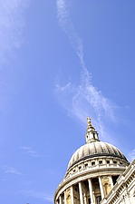Dome of St Pauls Cathedral, London, , - 31045-10-1