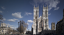 Westminster Abbey, Westminster, London - 11350-410-1