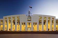 Parliament House of Australia, Canberra, ACT, Australia - 31247-30-1