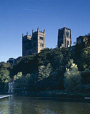 Durham Cathedral, County Durham, England - 1253-30-1