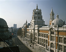 Victoria and Albert Museum, South Kensington, London - 1319-100-1