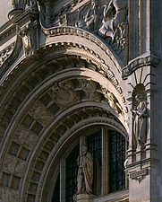 Victoria and Albert Museum, South Kensington, London - 1319-70-1
