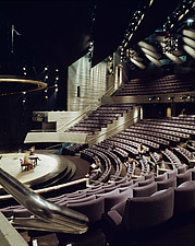 Olivier Theatre, National Theatre, London, England - 651-260-1
