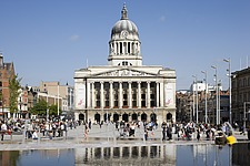 Old Market Square, Nottingham, England - 12778-40-1