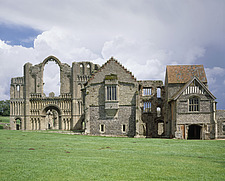 Castle Acre Priory - 32153-40-1