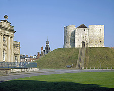 Clifford's Tower York - 32160-40-1