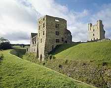 Helmsley Castle, North Yorkshire, UK - 32209-40-1