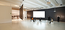 Caixa Forum, interior exhibition space - 12941-190-1