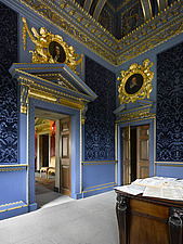 The Blue Velvet Room Chiswick House, Chiswick  - 13158-80-1