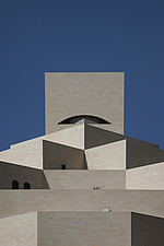 Exterior of the Museum of Islamic Art, Doha - 13176-10-1