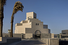 Exterior of the Museum of Islamic Art, Doha - 13176-50-1