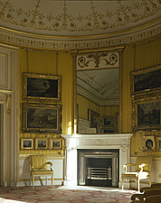 Apsley House, No 1 London, Hyde Park Corner, (1771-8) Home of first Duke of Wellington - 234-110-1