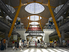 New Terminal Building, Adolfo Suárez Madrid–Barajas airport, Madrid - 11645-120-1