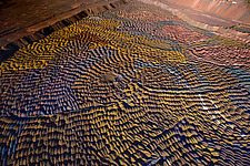 Aerial view of Outback mines in Australia - 14904-210-1