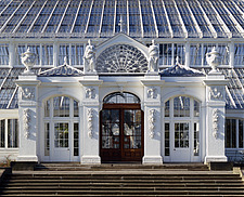Royal Botanic Gardens Kew, London - The Temperate House (1862-98) - 439-20-1