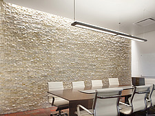 Office conference room with creative lighting designed by Pinnacle lighting - 15295-20-1