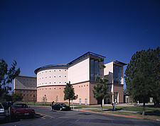The UCI Science Library at  UCLA, University of California, Los Angeles - 5125-80-1
