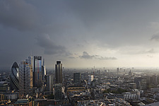 Storm over the City of London  - 15384-230-1