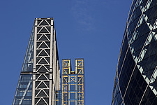 The Leadenhall Building,the City of London - 15384-240-1