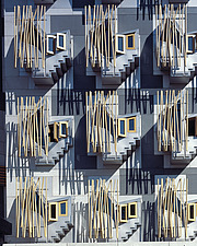 Scottish Parliament, Edinburgh, Scotland - 30456-220-1