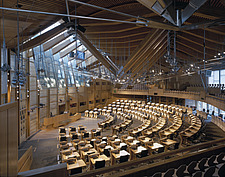 Scottish Parliament, Edinburgh, Scotland - 30456-460-1