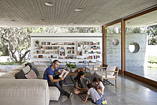 House for an Architect by Pitsou Kedem Architects, Israel - 16044-580-1